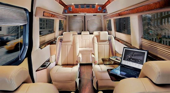 Mercedes benz Sprinter Interno
